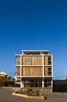 Gallery of Aquiles Eco Hotel / Ramos Castellano Arquitectos - 8