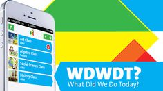 WDWDT: A New App That Keeps Teachers, Students, Parents In Sync