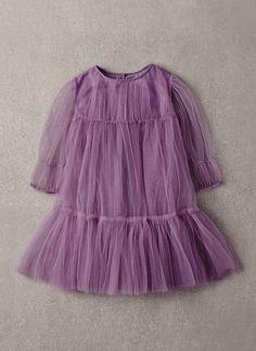 Nellystella LOVE Alice Dress in Grape Jam - N15F004 - PRE-ORDER