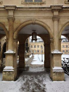 Peterhouse, Cambridge University, England. Photo: Cambridge University, via Flickr