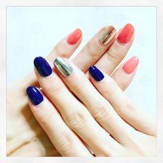 夏のギラギラ【ミラーネイル】で爪先を飾る*おすすめネイルデザイン! | GIRLY