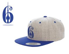 The 6 | Toronto | Snap back hat design | graphic