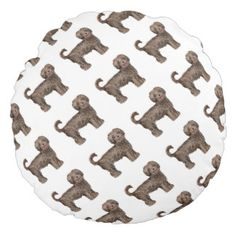 Check out all of the amazing designs that Labradoodle Love™ has created for your Zazzle products. Make one-of-a-kind gifts with these designs! Australian Labradoodle, Round Pillow, Gingerbread Cookies, Throw Pillows, Candy, Chocolate, Dog, Cotton, Gifts