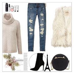 """yes"" by mayabee88 ❤ liked on Polyvore featuring Hollister Co., ALDO, Betsey Johnson, Bobbi Brown Cosmetics, Winter, MustHave and polyvoreeditorial"