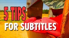 5 TIPS for  SUBTITLES Album, Make It Yourself, Tips, Card Book, Counseling