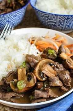 5 WW SP-Slimming Eats Low Syn Beef with Mushrooms in Oyster Sauce - gluten free, dairy free, Slimming World and Weight Watchers friendly Meat Recipes, Healthy Dinner Recipes, Cooking Recipes, Recipies, Casserole Recipes, Healthy Meals, Free Recipes, Healthy Food, Yummy Food