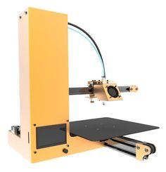 3ders.org - Genesis Duo, new $349 dual extruder 3D printer to launch on Kickstarter next week | 3D Printer News & 3D Printing News