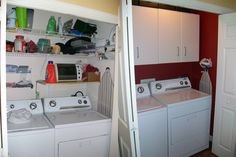 Improve Small laundry room ideas