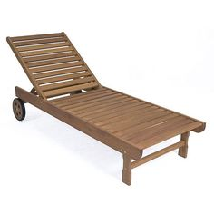 Tottenville Eucalyptus Deck Chair by Havenside Home FSC), Chaise Lounge Deck Chairs, Garden Chairs, Cool Chairs, Lounge Chairs, Pool Furniture, Outdoor Furniture, Pallet Furniture, Outdoor Chaise Cushions, Outdoor Lounge