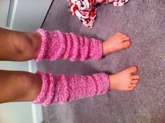 Just made my first pair of kid leggings for my daughter.