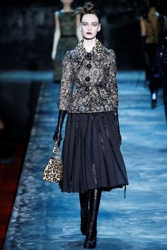 Marc Jacobs - Fall 2015 Ready-to-Wear - Look 9 of 55