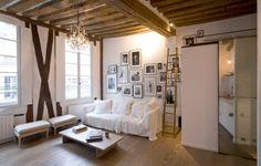 Appartement Parisien, Festen, Le Petit Florilège