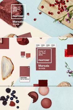 PANTONE Marsala Fashion & Beauty | #eBay
