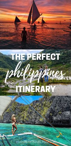 The ultimate Philippines itinerary, perfect for both couples and solo travelers. Travel through Manila, North Luzon, Sagada, Boracay, Coron, Cebu, and many other off the beaten path spots! Budget and accommodation tips included | Philippines Travel Destinations | Philippines Travel Tips | Places to visit in Philippines | Guide to Philippines | Philippines adventure | Be My Travel Muse #Philippines #Bucketlist