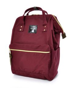 caee8336f36e 20 Best 100% AUTHENTIC ANELLO Polyester Canvas Backpack Rucksack ...