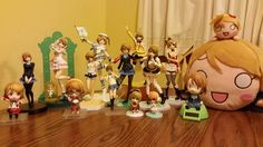 Because it's her birthday today my Hanayo Koizumi shrine! - http://ift.tt/2iNevrI