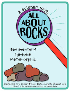 All About Rocks | The Teacher Wife | {1-3}