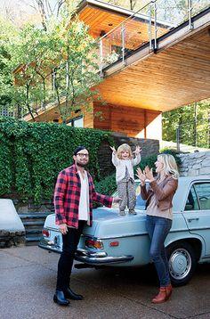 House Tour: Nashville Hideaway - Design Chic