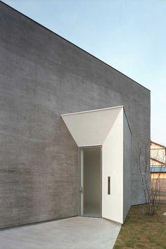 Atsushi and Mayumi Kawamoto, Riverbank House ~ designcombo