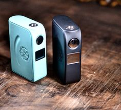The #Asmodus #Minikin had arrived at #VapeEmporium. Cute and tiny it may be but its packing dual 18650's in its tiny body. This great 120W temp control mod features: C h i p : G X 1 2 0 V 2 B a t t e r y : 2 1 8 6 5 0 H i g h A m p F l a t T o p B a t t e r i e s W a t t a g e R a n g e ( V W M O D E with support for SS wire) : 5 . 0 W a t t s - 1 2 0 . 0 W a t t s W a t t a g e R a n g e ( T C M O D E ) : 5 . 0 W a t t s - 6 0 . 0 W a t t s A t o m i z e r O h m R a n g e : 0 . 1 O h m…