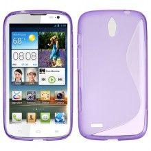 Funda Huawei Ascend G610 MiniGel Sline Violeta  € 5,99