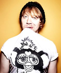 rupert grint: my ginger obsession