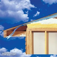 Roof and soffit vents reduce cooling costs in summer, prevents ice dams in the winter, extend the life of your shingles and prevent mildew and rot by reducing moisture buildup. Learn how to install them in this article.