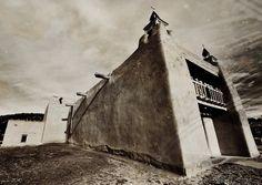 Las Trampas- Leaning   Flickr - Photo Sharing!