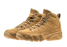 c90a71e9e014 The Air Jordan 9 Boot Returns This October In Two Colorways Jordans 2018