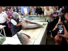 "Taste of Marukai ""Tuna-cutting Demonstration"""