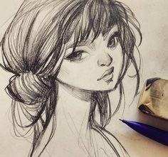 loish @loisvb Morning sketch. #...Instagram photo | Websta (Webstagram)