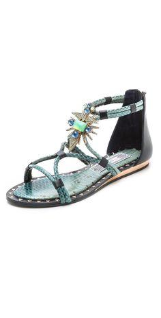 Ivy Kirzhner Basil Embellished Sandals | SHOPBOP