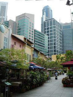 East-West Square - Singapore