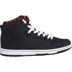 online store b1585 4503d Baskets Dunk High Premium bleu NIKE Sneaker, Baskets, Slippers, Hampers,  Basket,