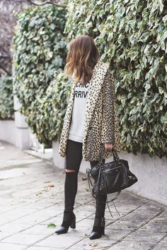 Fashion Cognoscenti Inspiration: Fluffy 70's Style (via Bloglovin.com )
