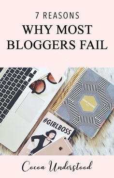 Blogs are launched daily but how do you stick out from the pack and stay motivated? Answer: avoid these 7 pitfalls: http://www.cocoaunderstood.com/reasons-why-bloggers-fail