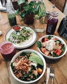 healthy lunch out I Love Food, Good Food, Yummy Food, Tasty, Clean Eating, Healthy Eating, Dinner Healthy, Breakfast Healthy, Breakfast Ideas