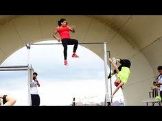 Image result for female calisthenics world championship 2015 Garden Gym Ideas, Playground Bar, Calisthenics, World Championship, Ballet Skirt, Female, Tutu, World Cup, Ballet Tutu