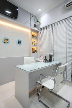 Work Office Design, Office Interior Design, Design Offices, Modern Offices, Dental Office Decor, Dental Office Design, Clinic Design, Healthcare Design, Interior Design Portfolios