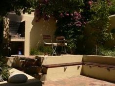 lekker braai yard Outdoor Furniture Sets, Outdoor Decor, Houzz, Pergola, Bbq, Oven, Pizza, Yard, Exterior