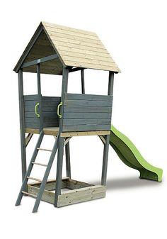 Inspirational Spielturm Aksent