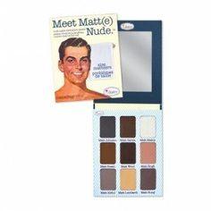 Pin for Later: Simplifiez Votre Routine Makeup Avec Ces Superbes Palettes  TheBalm Meet Matt(e) Nude - Palette d'Ombres à Paupières (40€)