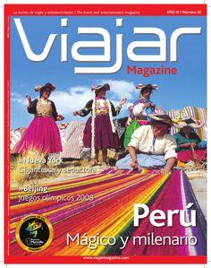 Peru 2008  La revista de viajes y entretenimiento