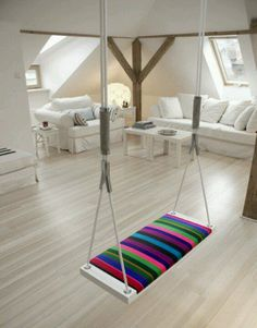 Colorful Swing