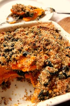 giroVegando in cucina: Quasi parmigiana di zucca