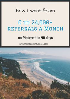 How To Get Traffic From Pinterest: From 0 – 24,000+ Referrals