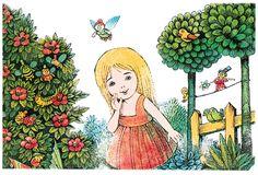 Cea mai iubita surioara Mai, Illustrators, Painting, Inspiration, Astrid Lindgren, Biblical Inspiration, Painting Art, Illustrator, Paintings