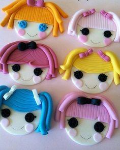 Galeria de cupcakes #21 - Cupcake toppers • Doce Blog