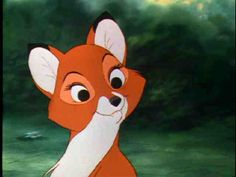 Vixey--The Fox and the Hound