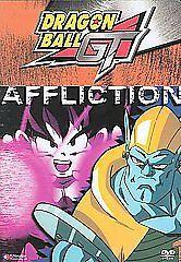 Dragon Ball GT: Baby - Vol. 1: Affliction (DVD, 2003, Unedited), Good Shape!